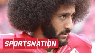Marcellus Wiley Says Colin Kaepernick Is Not Being Blackballed | SportsNation | ESPN