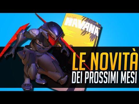 LE NOVITA' DI OVERWATCH DEI PROSSIMI MESI thumbnail