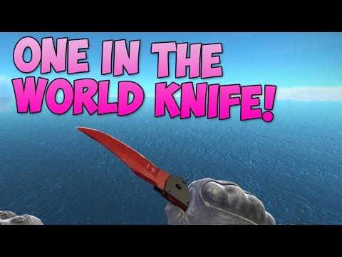 CS GO - The Rarest Knife! - McSkillet Inventory Update