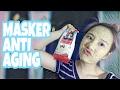 DIY MASKER OAT Utk KULIT KERING, Anti Aging/Penuaan Menghaluskan & Mengencangkan | Tips Kecantikan