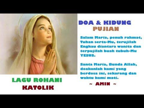 LAGU ROHANI KATOLIK || Album DOA dan KIDUNG PUJIAN ~ SALAM MARIA