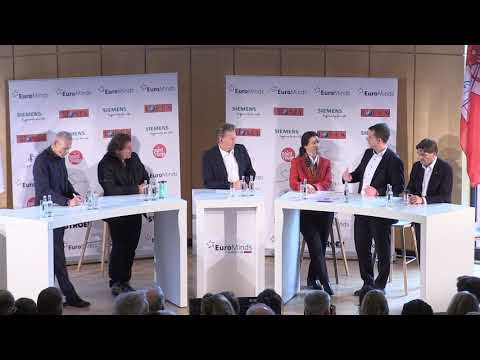 """EuroMinds 31.01.2020, 2. Panel """"Energie"""""""