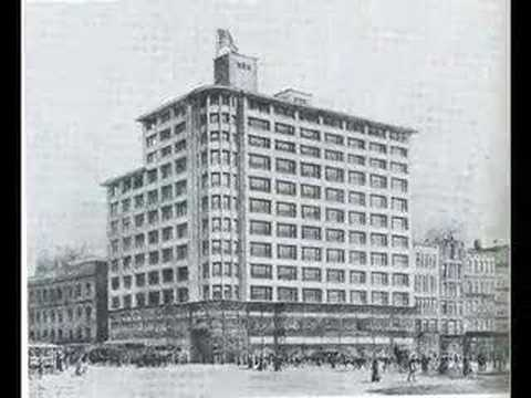 louis sullivan and the carson, pirie, scott and company building essay Carson pirie scott: louis sullivan and the chicago  low angle view of a commercial building, carson pirie scott  by carson pirie scott and company kindle.