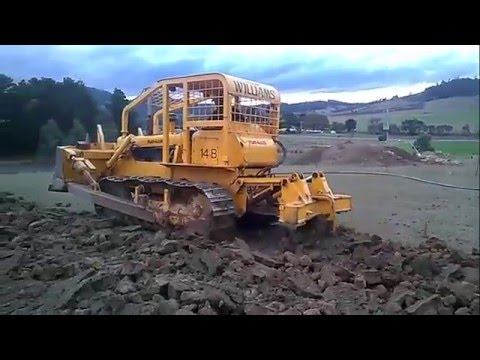 dozer ploughing fiat allis 14b youtube dozer ploughing fiat allis 14b youtube