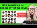 Date with a nearby Girl Online within an hour for free!