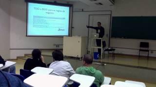 Lightning Talk no Caipira Ágil: Desenvolvimento Ágil em Java
