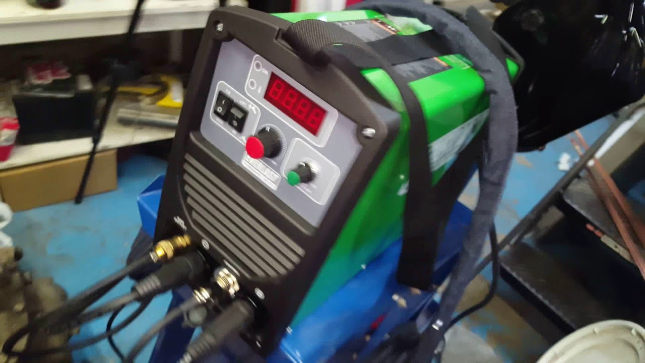 WELDING TABLE AND NEW EVERLAST POWERARC 160STH