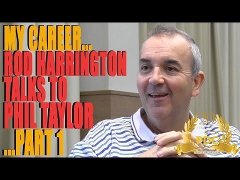 Phil Taylor Talks Darts - Part One
