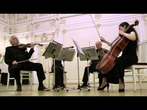 Komitas Quartet. 90-летие в Санкт-Петербурге.