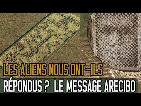 Les Aliens nous ont-ils répondu ? - La réponse Arecibo
