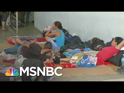 Thousands Of Cubans Stranded In Costa Rica | MSNBC
