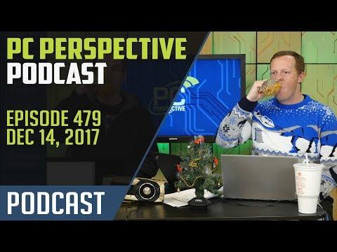 Podcast #479 - NVIDIA Titan V, AMD Adrenalin, and more!