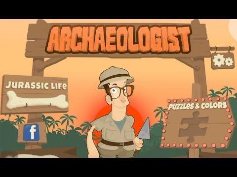 Скачать игру археолог на андроид