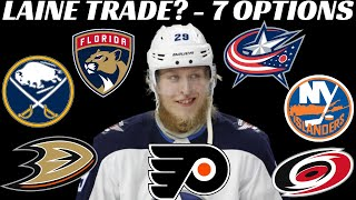 NHL Trade Rumours - Patrik Laine 7 Trade Options + Isles / TB