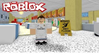 CAN RONALDO ESCAPE THE SUPERMARKET?? | Roblox Escape The Supermarket Obby!