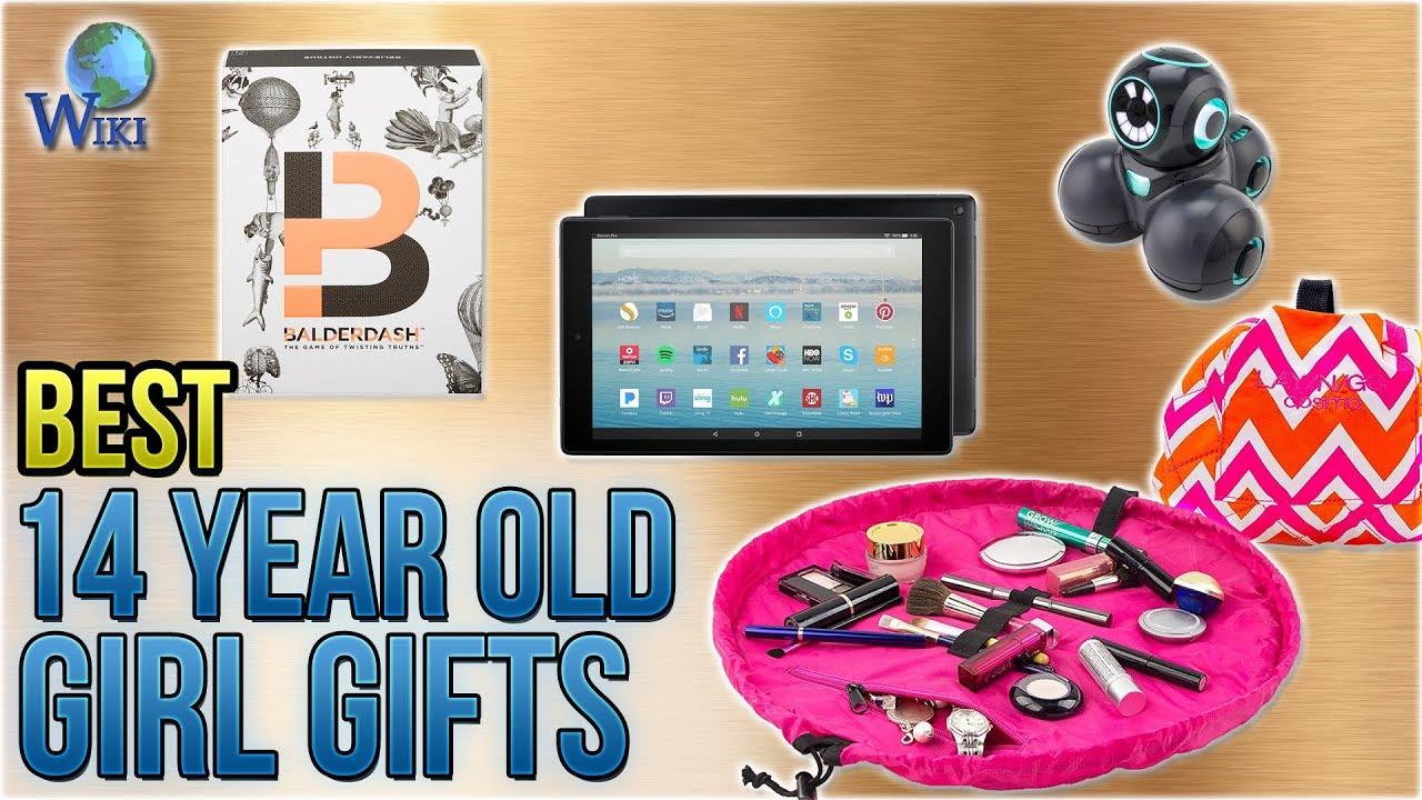 10 Best 14 Year Old Girl Gifts 2018 Youtube
