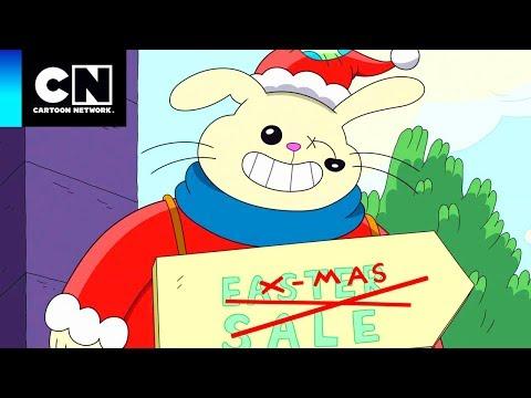 Clarence | Nieve en Aberdale | Cartoon Network
