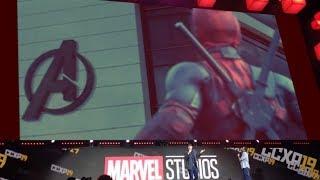 Deadpool 3 Trailer Avengers Comic Con Brasil Daredevil en Capitana Marvel 2 y Eternals