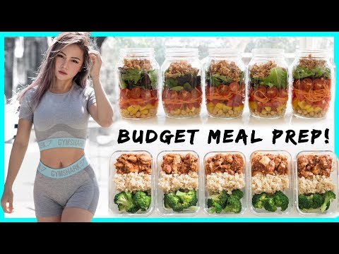 budget-meal-prep-|-healthy-and-cheap-|-meal-prep-on-a-college-budget