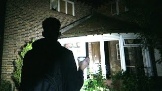 Exploring Haunted Care Home (WARNING)