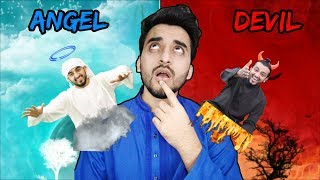 COMEDY | FARISHTA vs SHAYTAAN | The Baigan Vines