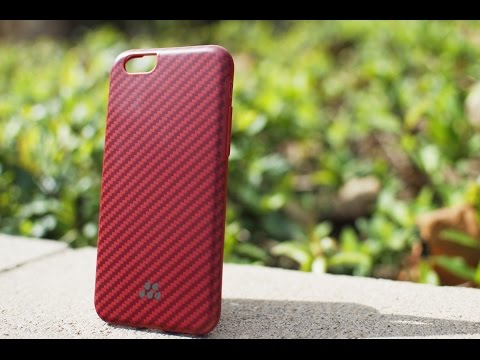 Evutec Karbon SI Lorica for iPhone 6 Review!