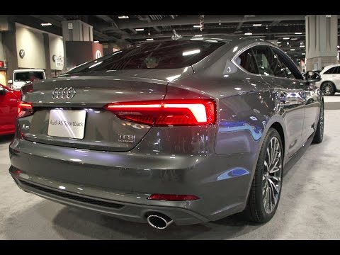 2018 Audi A5 Sportback Show & Tell