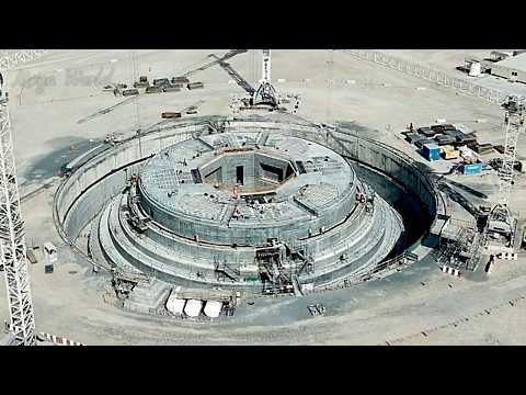 Dubai Creek Tower - 1300m+ Tall Building! - World's Tallest Building - 2018 Sept Construction Update