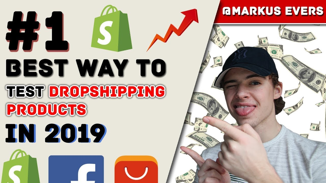 My Rapid Testing Method For Dropshipping Products In 2019