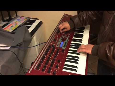 Waldorf Q+ Synthesizer Analog Filter_Tank J_