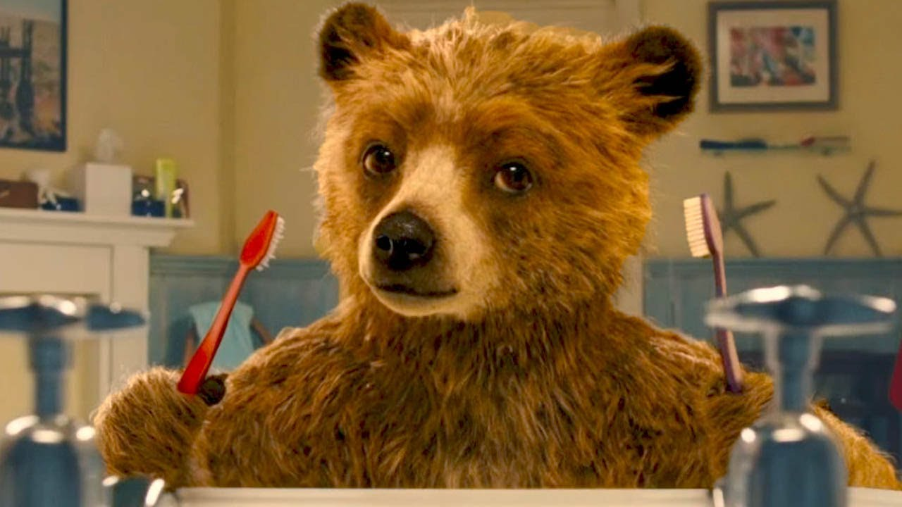 paddington bear film # 4