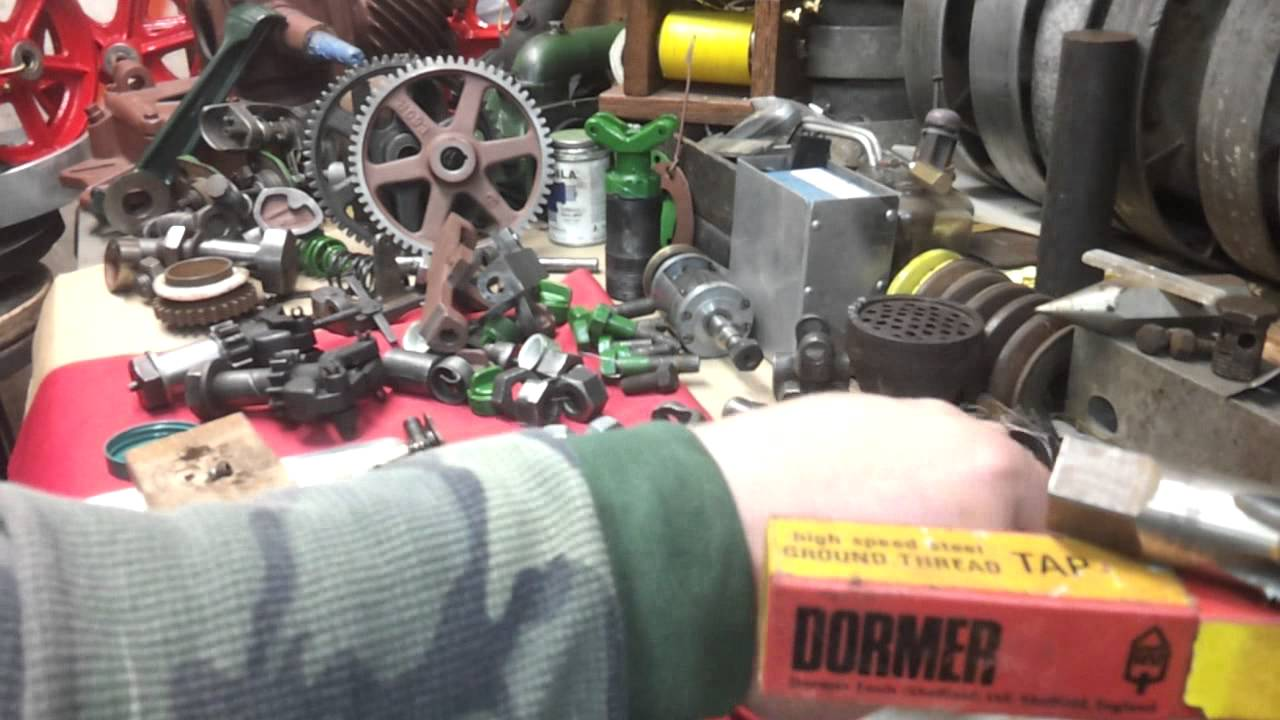 John Deere E 1 1  2hp Stationary Hit And Miss Gas Engine