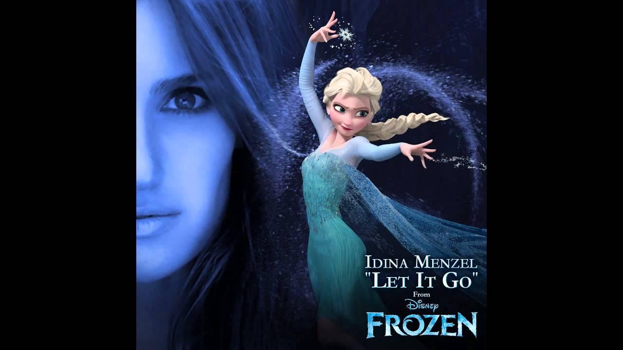 Let It Go - Idina Menzel (Cover by Julie) Frozen ...  Let It Go - Idi...