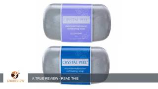 Crystal Peel SOAP DUO (Lavender and Original MICRODERMABRASION SOAP) - (Size 8 oz Each) |