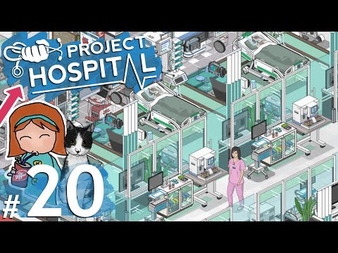 🏥🦠 Project Hospital: Infectious Diseases DLC 20  Covid19 Epidemic Outbreak