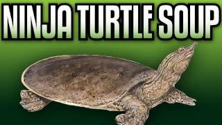 Repeat youtube video Ninja Turtle Soup - Epic Meal Time