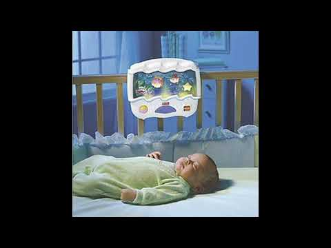 'Night Lullaby' By Barry Leitch (from Fisher-Price Ocean Wonders Aquarium 2002 Version)