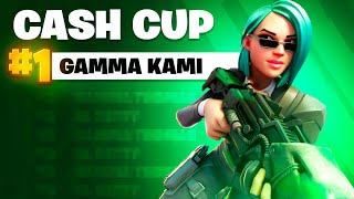 HOW I CAME 1ST IN THE FORTNITE SOLO CASH CUP 🏆