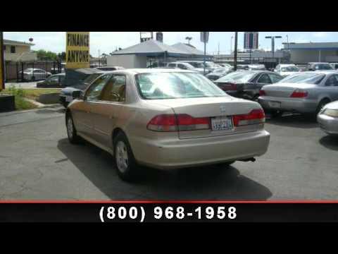 2002 Honda Accord Sdn - Used Hondas USA - Bellflower, CA 90
