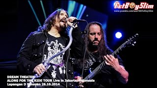 DREAM THEATER - ALONG FOR THE RIDE live in Jakarta, Indonesia 2014