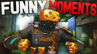 Black Ops 3 Funny Moments - Invisibility, Voice Impressions, Taunt Celebrations