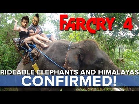 Far Cry 4 vai se passar nas montanhas dos Himalaias