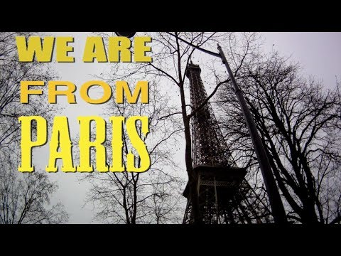 Pharrell Williams - Happy - We are from PARIS (France Bleu 107.1 - French Radio)
