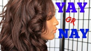 | YAY or NAY | Naked Nature Brazilian Remy Hair