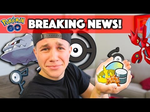 GENERATION 2 IN POKEMON GO IS COMING! POKEMON GO UPDATE BREAKING NEWS!