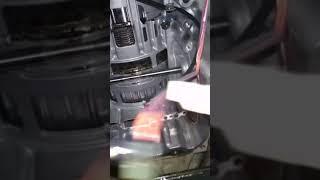 09D промывка радиатор/бублик