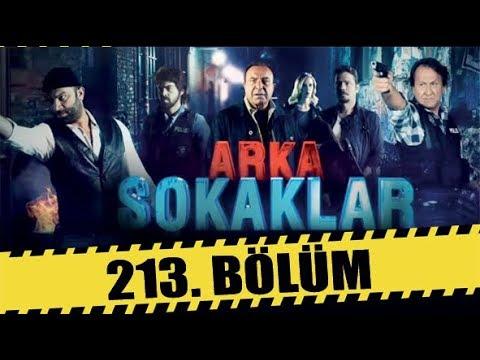 ARKA SOKAKLAR 213. BÖLÜM | FULL HD