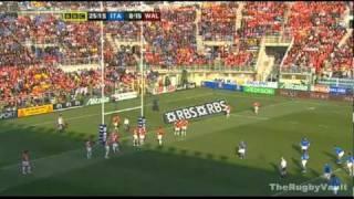 Six Nations 2011 - Italy v Wales - 26 Feb. 2011