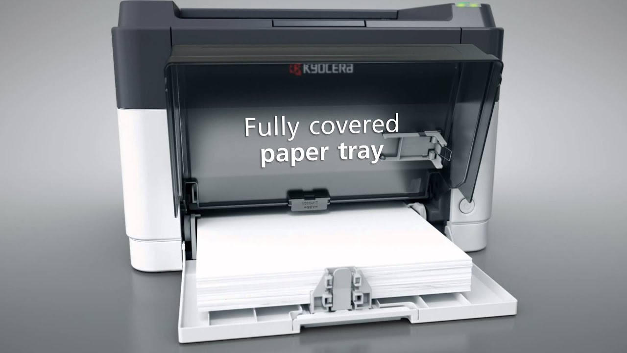 Printer Kyocera FS-1040: characteristics, comparison with competitors and reviews 35