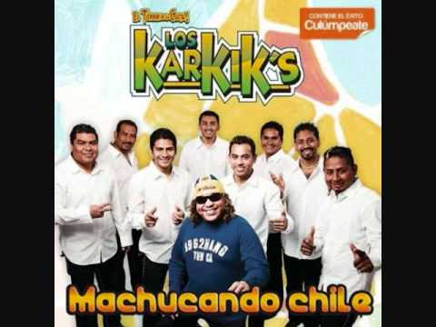 los karkiks- machuca el chile.